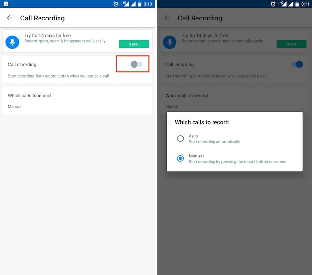 How to Record Calls Using Truecaller on Android 5