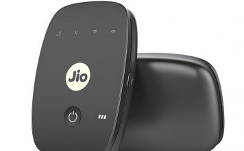 JioFi website
