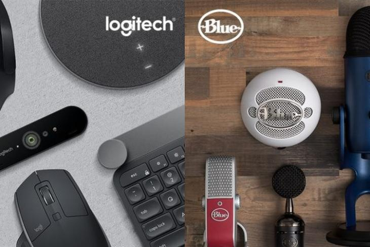 Logitech web