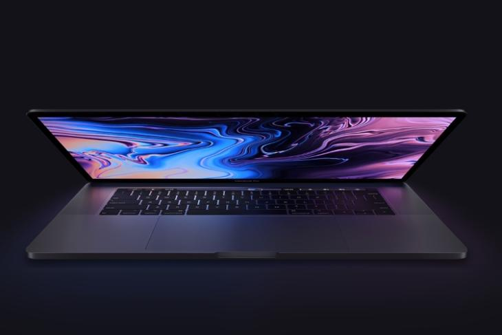 MacBook Pro with Face ID coming soon