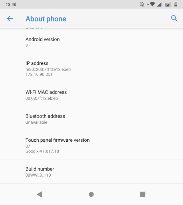Nokia 7 plus Gets Android P Developer Preview 4 (Beta 3) Update