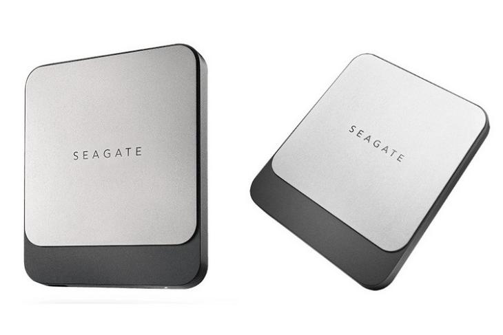 Seagate Fast SSD website