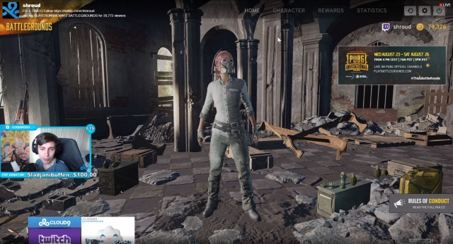 Pubg Streamer Shroud Banned For Teaming Up With Game Hackers Beebom