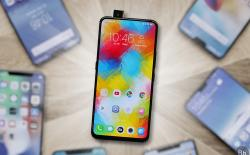 Best phones with pop-up cameras and sliders