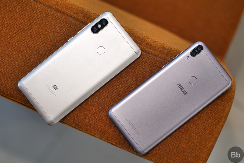 ZenFone Max Pro M1 vs Redmi Note 5 Pro