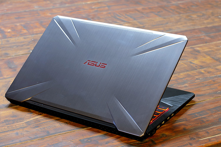 Asus TUF Gaming FX504 Gaming Laptop Review | Beebom