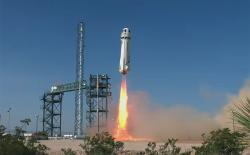Jeff Bezos' Blue Origin Successfully Concludes Extreme Test of Crew Capsule and Reusable Rocket