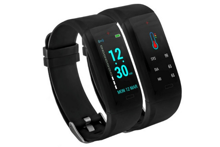 GOQii Vital Fitness Band with Blood Pressure Monitor Launched for Rs 3,499