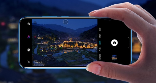 Honor 10 GT is the First Huawei Phone with 8GB RAM and GPU Turbo Mode