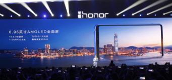 honor note 10 display