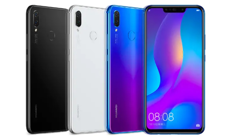 Huawei Launches Nova 3 for Rs 34,999, and Nova 3i in India at Rs 20,999