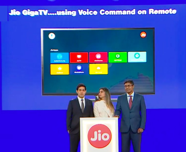 Everything You Need To Know About Reliance Jio GigaTV | Beebom