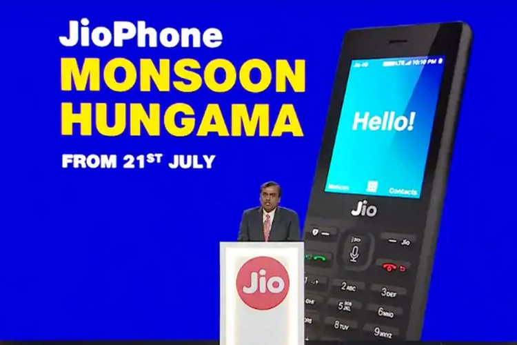 Jio's New Rs 594 Plan Offers Unlimited Calls and 4G Data for 6