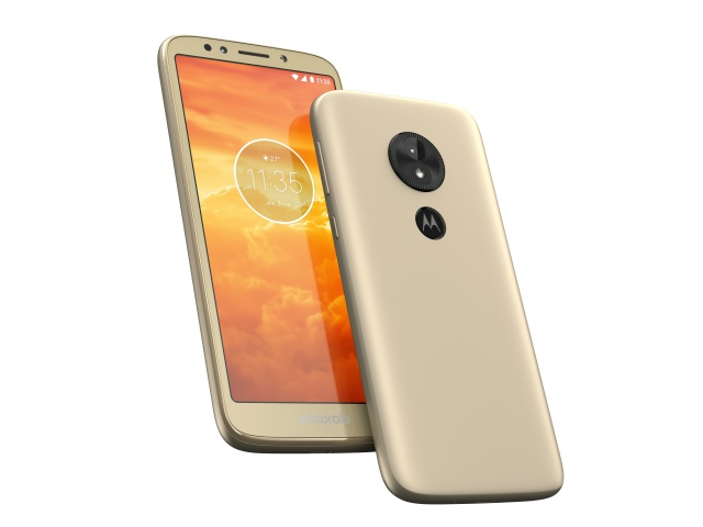moto e5 play new