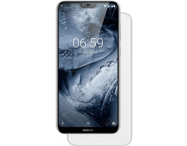 Nokia 6.1 Plus Launched with Android One