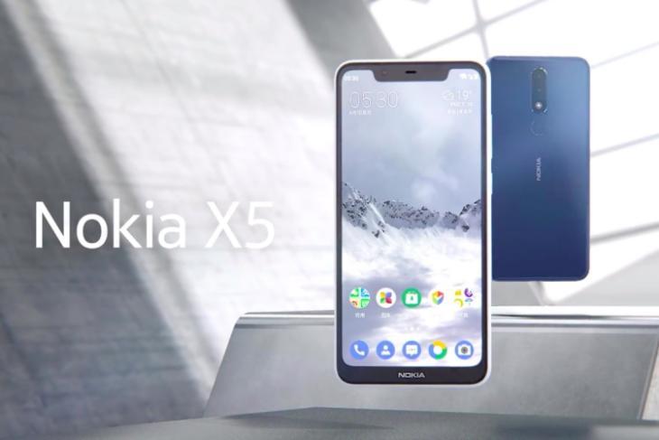 nokia x5 featured