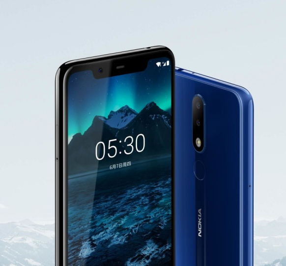 Nokia X5 Launched With Helio P60 SoC, Display Notch And Dual Rear-Cameras