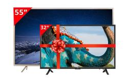 Amazon Prime Day Deal: Grab Two TCL LED TVs for the Price of One