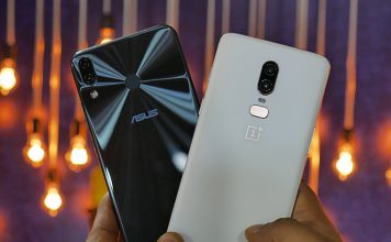zenfone 5z vs oneplus 6 camera comparison featured