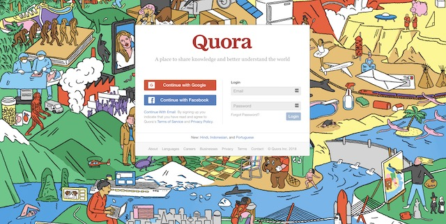 1. Quora is