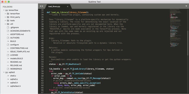 1. Sublime Text 3