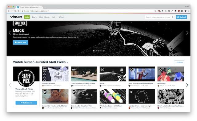 أفضل المواقع والتطبيقات البديلة ليوتيوب