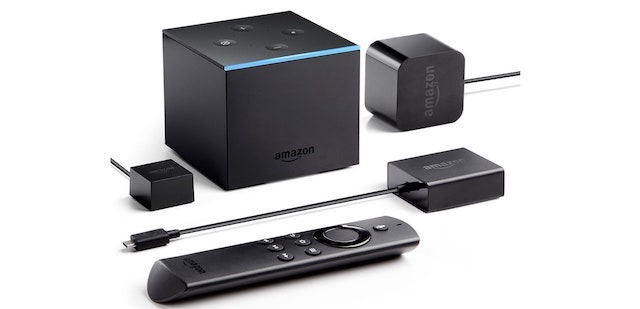 3. Amazon Fire TV Cube