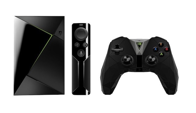 6. nVIDIA Shield TV