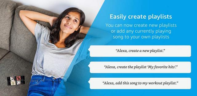 Amazon Prime Music Gets New Alexa Voice Commands