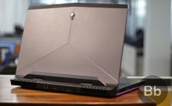 Alienware 17 R5 Chassis Back