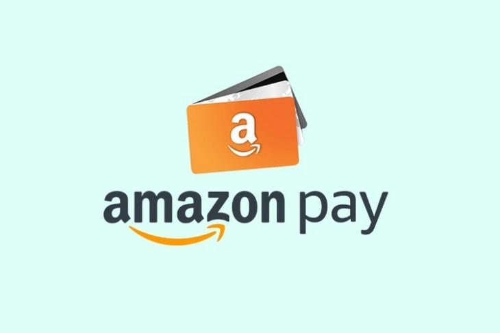 Amazon Pay logo website