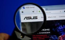 Asus Logo Shutterstock website