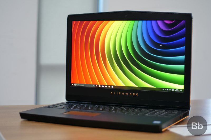 Alienware 17 R5 Review: Your Tank for All Sorts of Fights?