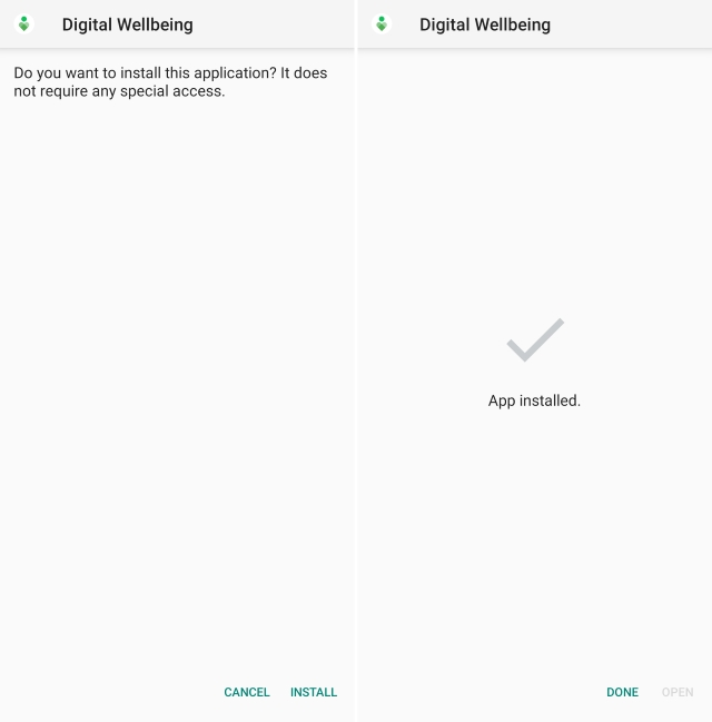How to Get Digital Wellbeing Features on OnePlus 6 or Any