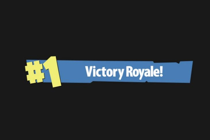 Fortnite Victory Royale Featured