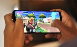 Fortnite on Android Website