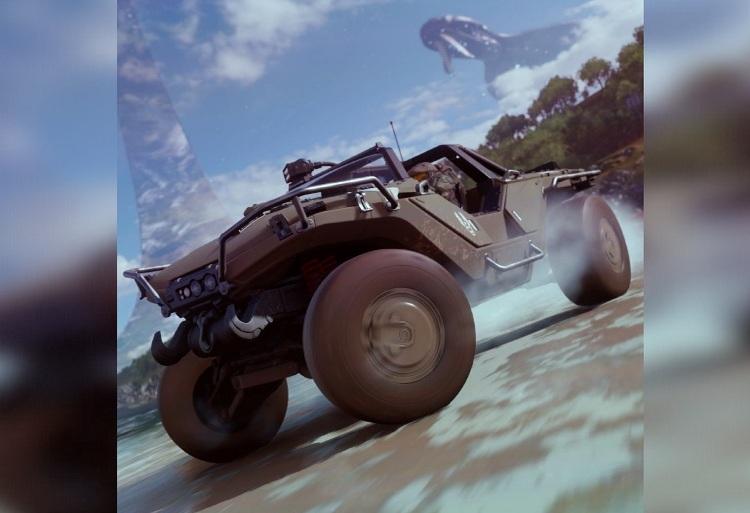 'Forza Horizon 4' Leak Suggests Halo Crossover