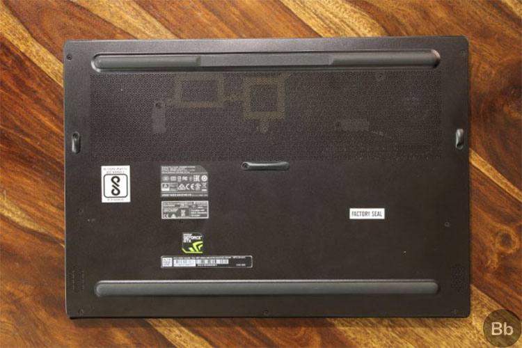 MSI GS65 Stealth Thin 8RF Review: Portable, Powerful and Almost Perfect