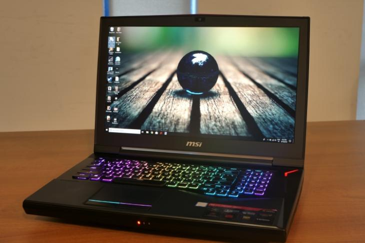 MSI GT75 TITAN 8RG REVIEW FEATURED