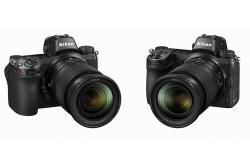 Nikon Mirrorless Cameras Z7 Z6 website