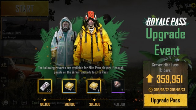PUBG Mobile Season 3 Royale Pass is Now Live on Android and iOS