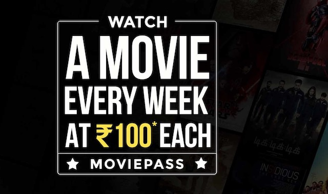 Paytm Movie Pass