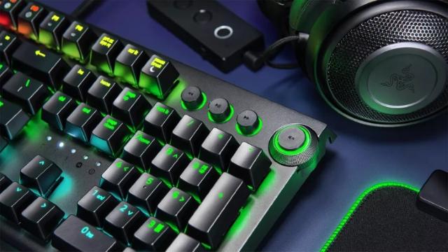 Razer Announces New Gaming Accessories at IFA 2018