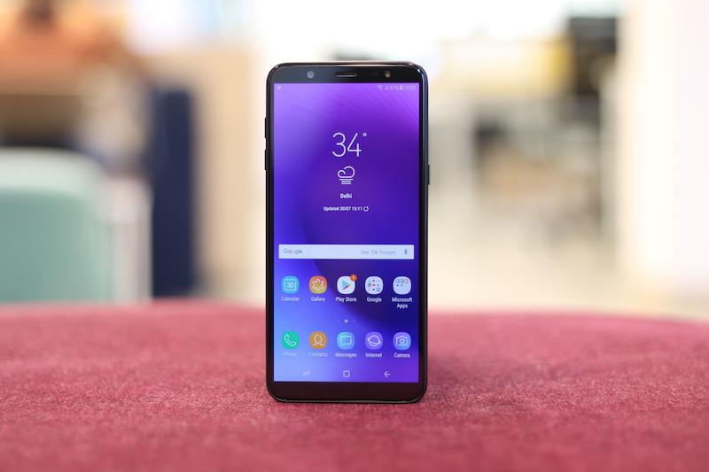 Samsung Galaxy On8 Display 00002