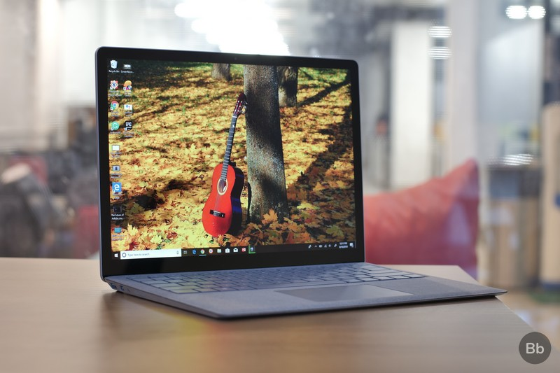 Microsoft Surface Laptop Review: Elegant, Efficient and Expensive