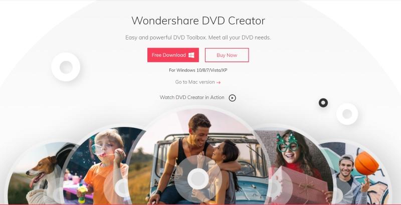 Wondershare DVD Creator Review: Easily Burn Data to DVDs