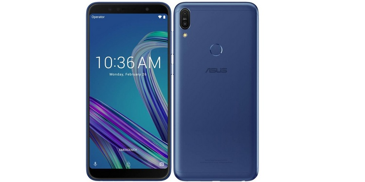 Asus Zenfone Max Pro in Blue Goes on Sale From August 30