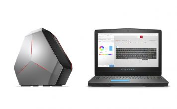 Dell Alienware PCs and Laptops With Upgraded Hardware Announced at Gamescom 2018