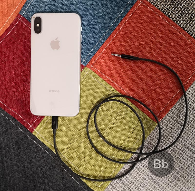 This Lightning to 3.5mm Audio Cable from Belkin Saves You From Struggling With Dongles