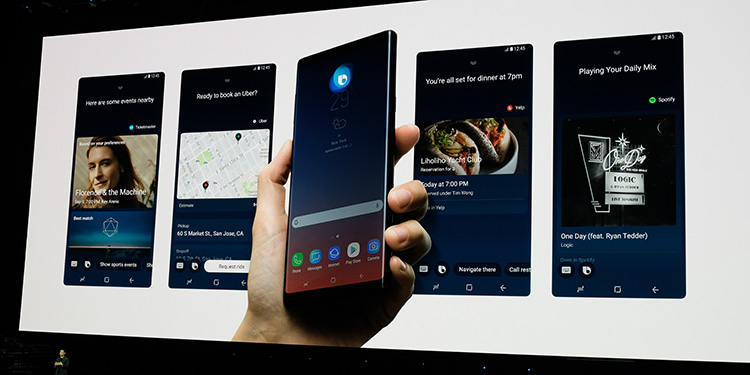 Samsung's Bixby Gets Smarter With Follow-up Conversations, Restaurant Booking, and More